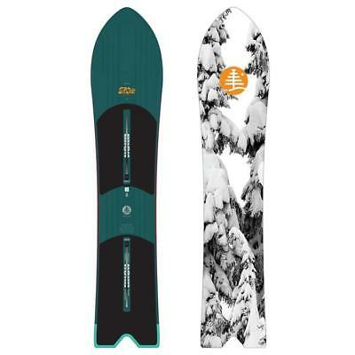 NEW Snow gear Burton Family Tree Skipjack Surf Snowboard 2017