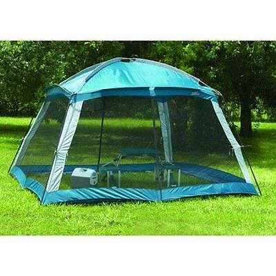 Texsport Montana Screen Arbor Room Tent Camping Kitchen 12'x12' Shelter