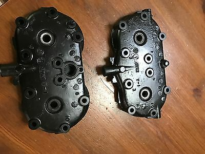 YAMAHA RD500LC RZ500 RZV Front & Rear Cylinder Heads