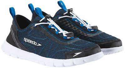NEW - Speedo Mens' Hybrid Watercross Shoe, Size 8, 9, 10, 11, 12, or 13