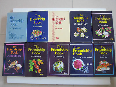 The Friendship Book of Francis Gay - 10 books