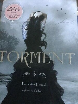 Torment: Book 2 of the Fallen Series by Lauren Kate (Paperback, 2011)