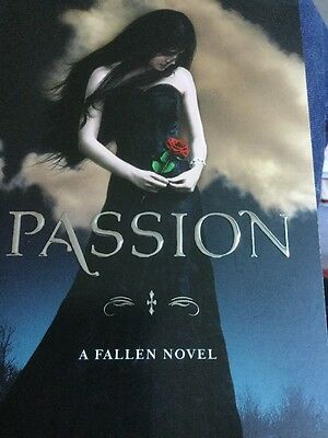 Passion: Book 3 of the Fallen Series by Lauren Kate (Paperback, 2011)