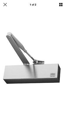 New Lockwood Door Closer 7714DASIL