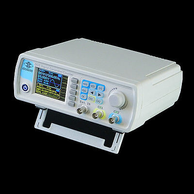 2017 40MHz Dual Channel Arbitrary Waveform Signal Generator Pulse Signal Source