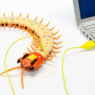 Prank Tricky Toys, Electric Remote Control RC Centipede Scolopendra Infrared