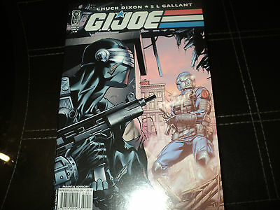 G.I.Joe  Issue 10 Cover B