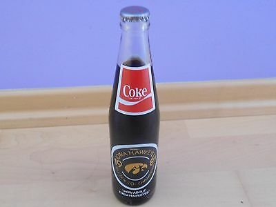 Iowa Hawkeyes 1981 Coca-Cola