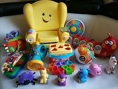 Large Bundle of Toddler Toys + One BRAND NEW