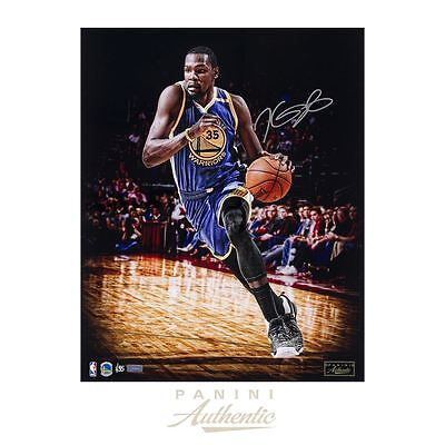 "Kevin Durant Autographed 16x20 ""Logo"" Photograph ~Limited Edition to 35~"