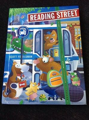 Reading Street Grade 1.4 by Scott Foresman (2005, Hardcover, Student Edition of…