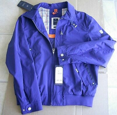New Bugatti Navy Blue LUXURIOUS Jacket Sz. 54 Original price $249