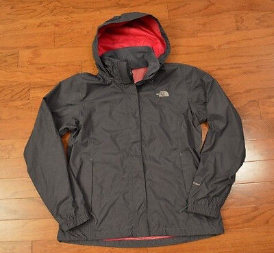 Women's THE NORTH FACE Dark Purple Hooded Jacket Size Large L