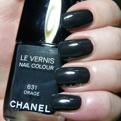 """Vernis à ongles Chanel NEUF num 631 """"Orage"""""""