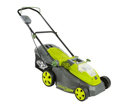 NEW!!!  iON 40-Volt Cordless 16-Inch Lawn Mower w/ Brushless Motor – iON16LM