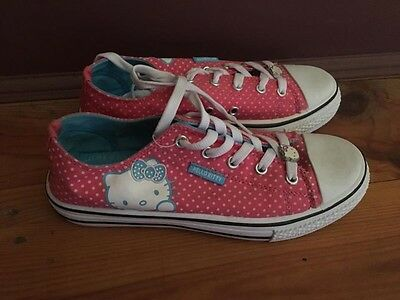 Brand New Hello Kitty Shoes