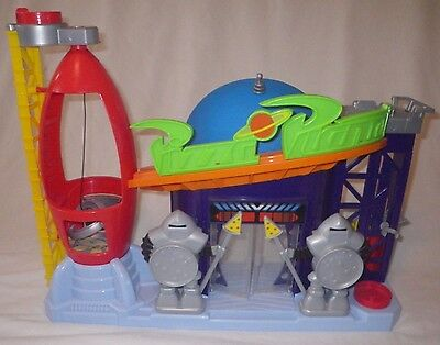 Imaginext Toy Story Pizza Planet Playset