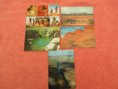old postcards of northern territory mount conner olgas aborigines katherine