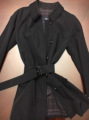 Authentic Burberry London Trench Coat Jacket Women Single Breasted, Belted XS/S