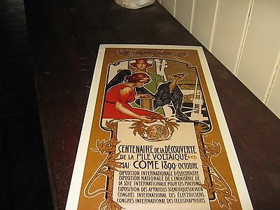 Art Nouveau Advertising Print