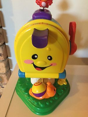 Four x Fisher price baby toys for sale