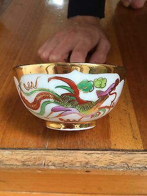 Antique Chinese Rice Bowls. Set Of 6. Rare.