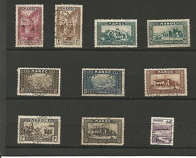 Y/25 Collection World Stamps>Maroc [Morocco]