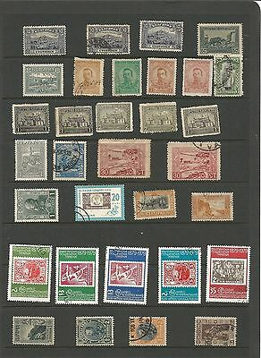 Y/96 Collection World Stamps>Bulgaria Mixed Group