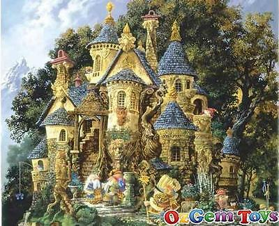 College Of Magic Sunsout Jigsaw Puzzle 1500 Pieces