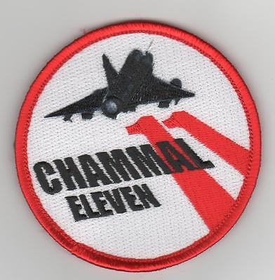 PATCH MIRAGE 2000 D - Chammal 11 eleven