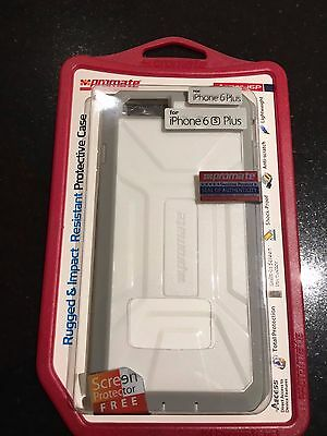 Brand NEW PROMATE 'ARMOR-i6P' RUGGED & IMPACT-RESISTANT CASE to fit iPhone6sPlus