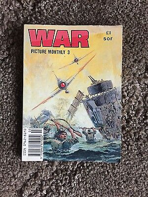 War Picture Monthly no 3
