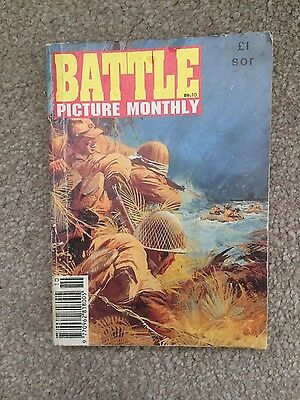 battle picture library monthly no 10