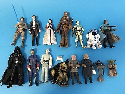Star Wars action figure lot of 14 Empire Strikes Back Vintage Collection Hasbro