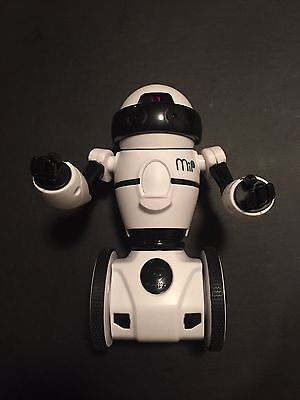 WowWee MiP Robot RC Robot Ages 8+ White Toy Boys Girls Fun Happy Gift Play