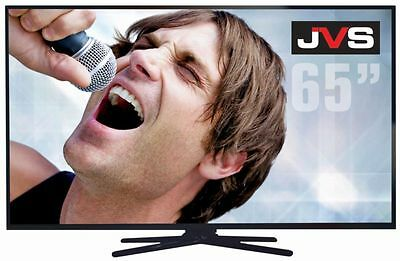 "Jvs 65"" Led Fhd Smart Android Tv"