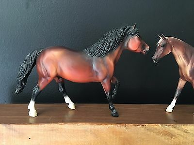 Breyer Horse Lot of 3: 1 Traditional, 2 Ponies