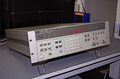 HP 3325B Synthesizer / Function Generator both OPTs 001 and 002!