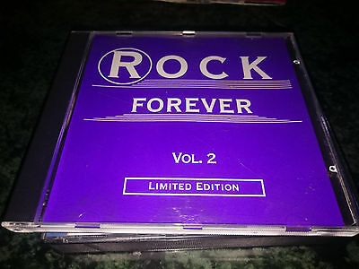 Cd Rock Forever Vol. 2 Limited Edition