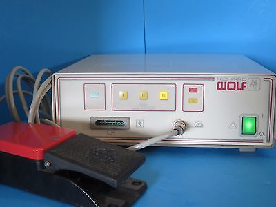 RICHARD WOLF 2270 Ultrasonic Lithotripter With Footswitch