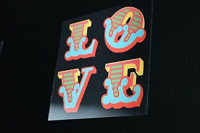 Ben Eine,Love,Lenticular,Signed,Limited Edition,Street Art,