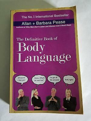 The Definitive Book of Body Language by Allan and Barbara Pease