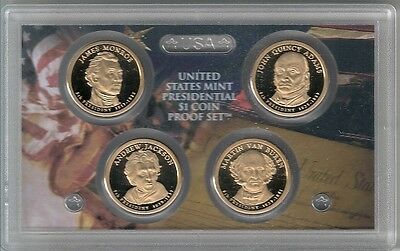 2008S U. S. Mint Presidential Coin Proof Set
