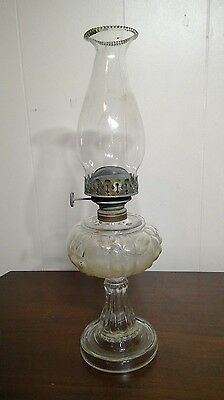 1890 IMPD Climax Oil Lamp