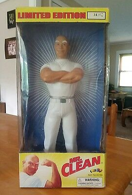 Mr. Clean Limited Edition no. 00159 Figure Doll