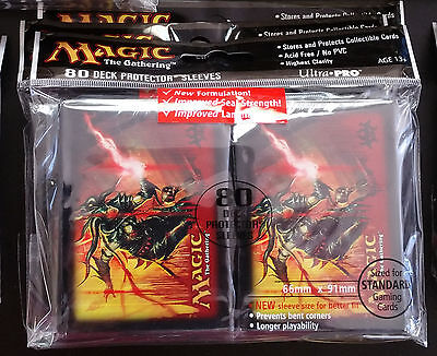 Rix Maadi Sleeves Ultra Pro MTG Return to Ravnica Deck Protectors 80 ct 86012