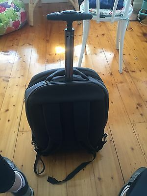 Cabin Luggage Wheels And Backpack - Quality.