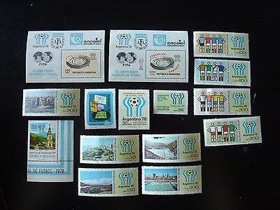 Timbres Argentine