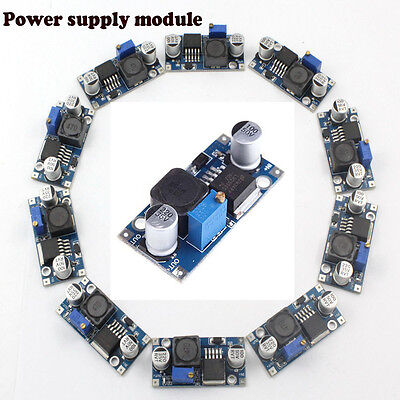 LM2596S DC-DC 3-40V adjustable step-down power Supply module Voltage regulator