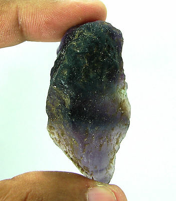 150.50 Ct Natural Bi-Color Fluorite  Loose Gemstone Rough Stone- RH150